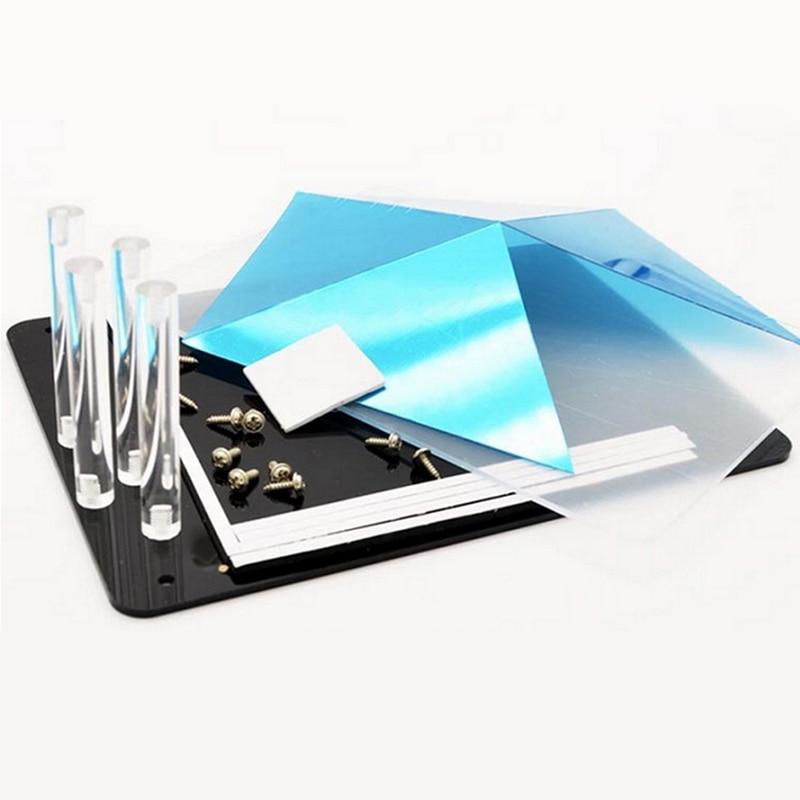 Tableta Holografike PC 3D Piramida e Projektit Holografik DIY për - Audio dhe video në shtëpi - Foto 5