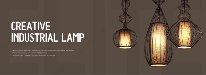 de Jantar Quarto Luminária de Suspensão Luminária