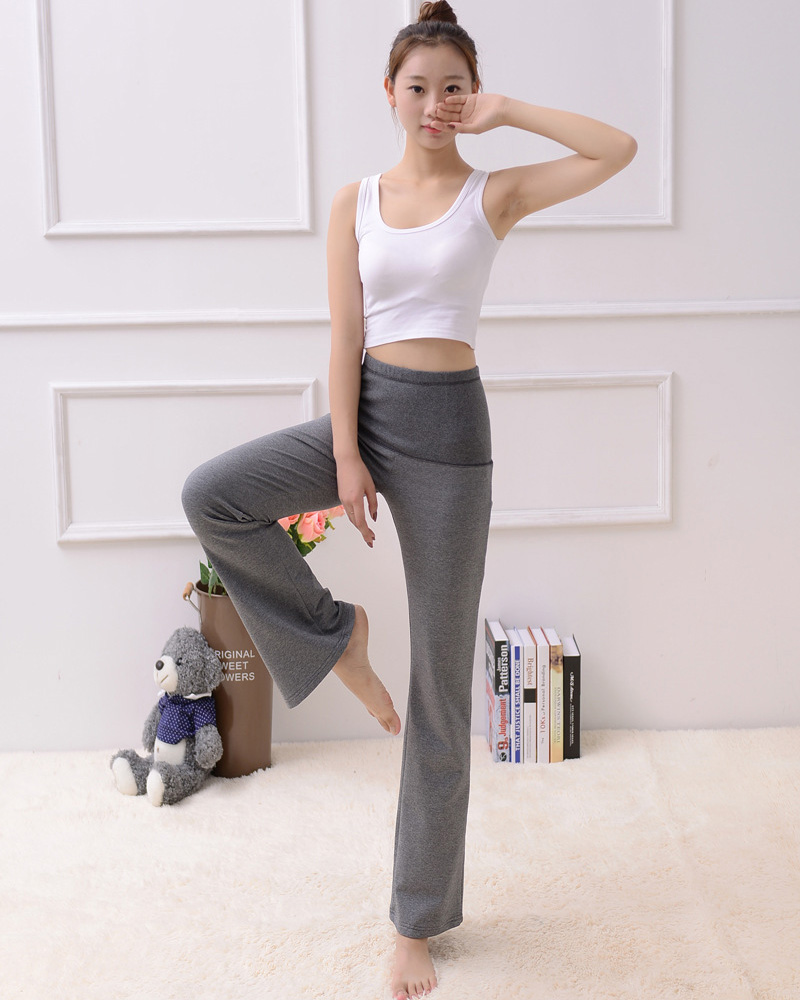 2017 New Fitness Trousers Women   Pants   Women Elasticity Leggings   Capris