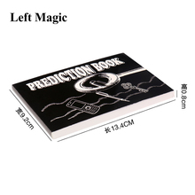 цена Prediction Book -Magic Trick Magic Props Gimmick Stage/Close Up Fire Comedy Accessories Children Beginners Primary Tricks C2048 онлайн в 2017 году