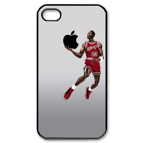 watch 6f631 f7af8 US $0.99 |Michael Jordan #23 Hard Back Plastic Cell Phones Cover Case for  Apple iPhone 4 and 4s(mixed order batch) on Aliexpress.com | Alibaba Group