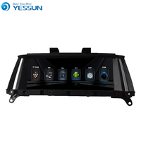 YESSUN Android Radio Car DVD Player For BMW New X3 stereo radio multimedia GPS navigation with WIFI Bluetooth AM/FM
