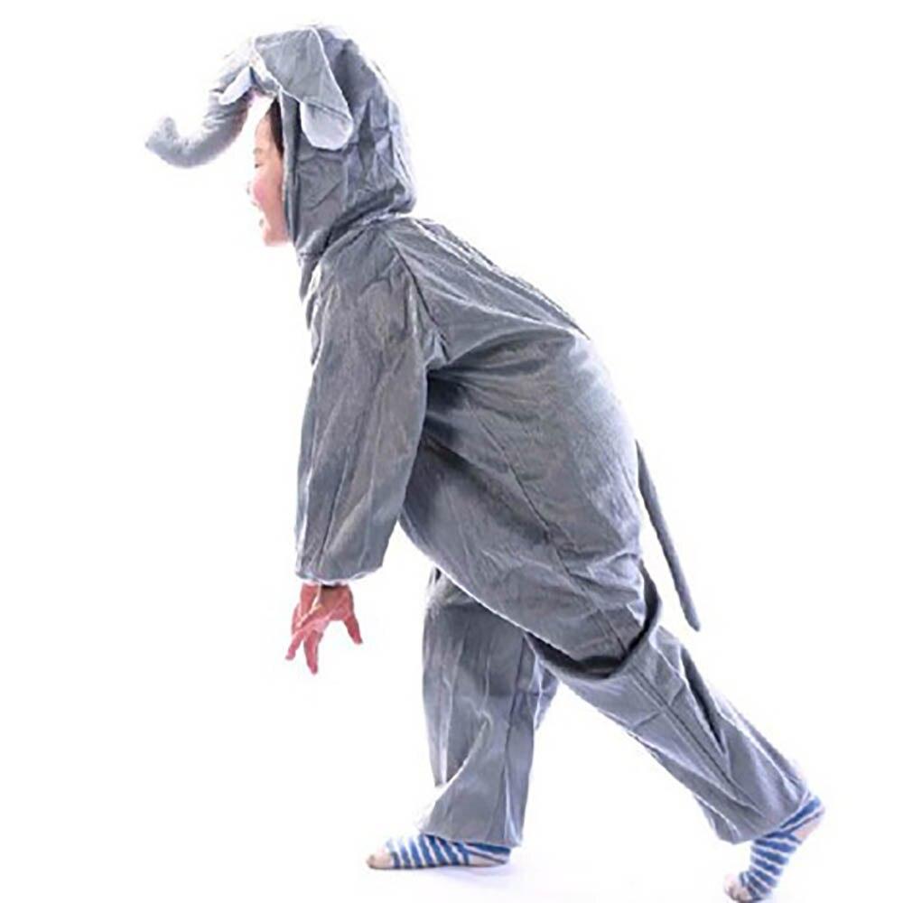 kids animal onesie child elephant costume baby elephant roleplay