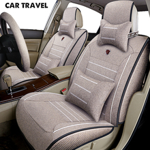 Car-Seat-Cover Civic Honda Auto-Accessories Car-Styling Car Travel for Accord Jazz City