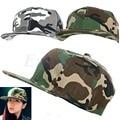 Fashion Men Women Camo Camouflage Baseball Cap  Hunting Army Hip Hop Hat