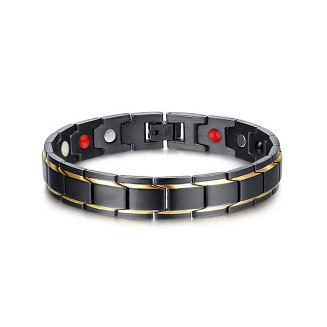 Bracelet Hématite Aimanté