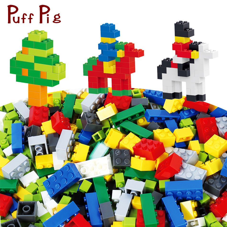 550PCS Colorful Building Blocks City DIY Creative Bricks Figures Base Plate Compatible Legoe Educational Toys For Children Kids [bainily]1000pcs building blocks city diy creative bricks educational building block toys for child compatible with legoe bricks