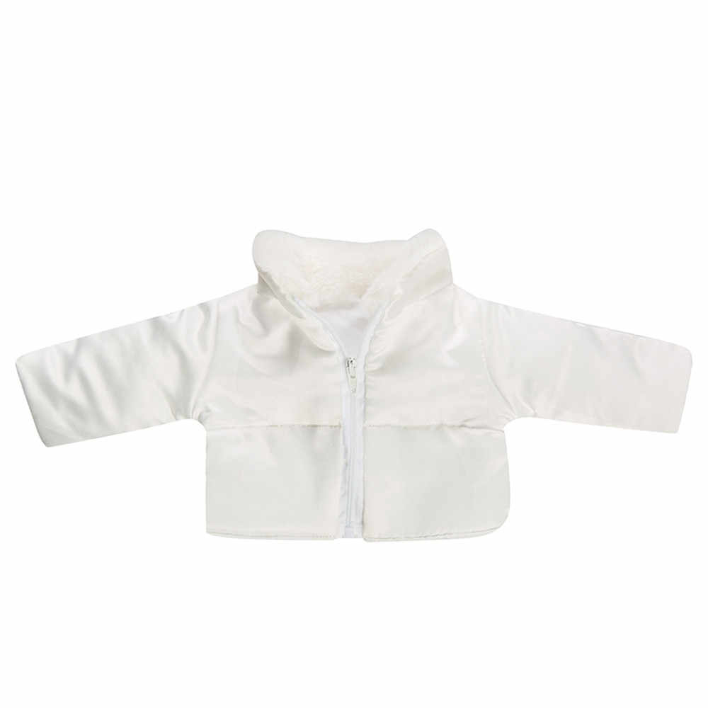 Милая Одежда для девочек, пуховик для 18 дюймов, американская кукла-мальчик, аксессуар для девочек, одежда для игрушек и аксессуаров, Прямая поставка, ye