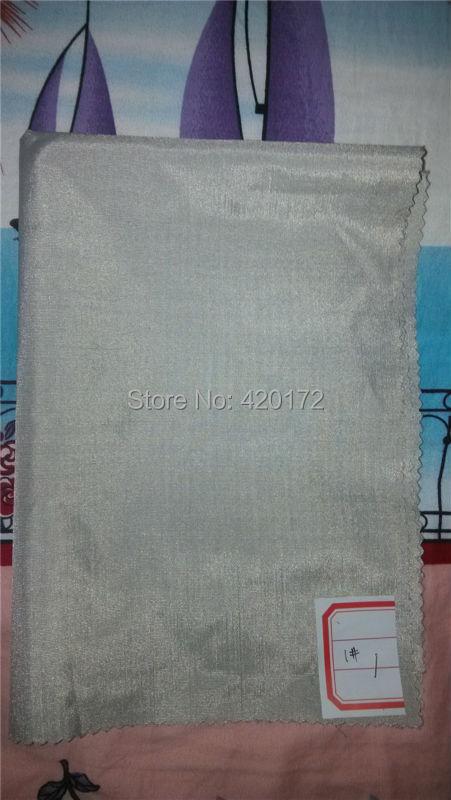 100% stříbrná tkanina / antibakteriální stříbrná tkanina / tkanina ze stříbrných vláken