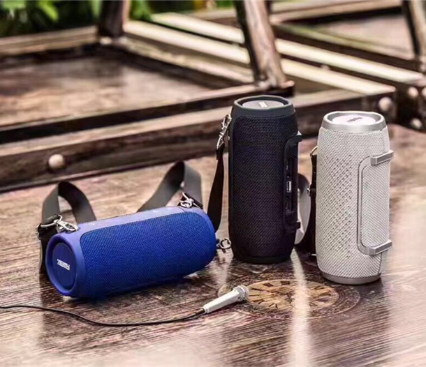 ФОТО Oyboni  Super Bass Xtreme Portable Bluetooth Speakers Wireless Audio Receiver Stereo Music Shock Wave Handsfree HIFI Loudspeaker