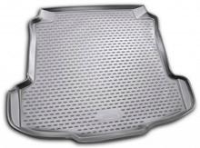 Магистральные коврики для Volkswagen Мужские поло 2010-седан 1 шт. Коврики Резиновые Нескользящие резиновые подкладке Тюнинг автомобилей аксессуары