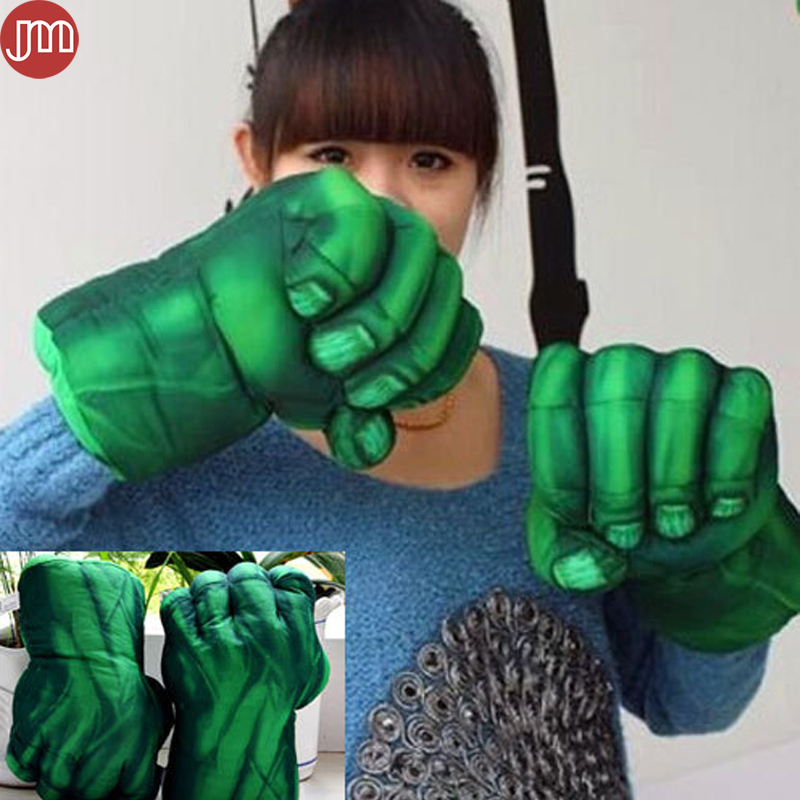 incredible hulk football gloves
