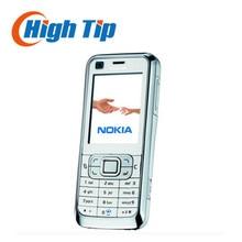 Оригинальный nokia 6120 classic mobile телефон 6120c 3 г оптовая nokia 6120 бесплатная доставка восстановленное