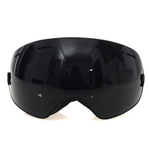 Image 2 - แว่นตาสกี,แว่นตา2020ใหม่ยี่ห้อProfessional Anti Fog Double Lens UV400ทรงกลมขนาดใหญ่ผู้ชายผู้หญิงแว่นตาสกีสโนว์บอร์ดGoggles