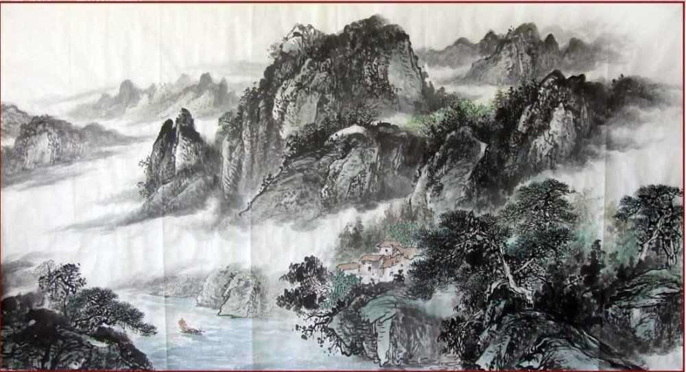 Image Result For Contemporary Sumi E Painting