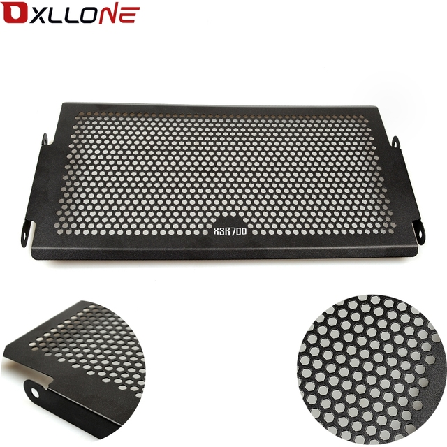 For Yamaha Mt07  MT 07 2014 2016 XSR700 radiator protective cover Guards Radiator Grille Cover Protecter