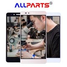 100% PROBADO Para Huawei honor de 5x Pantalla Táctil LCD con Marco Para Huawei honor de 5x Pantalla Digitalizador Asamblea piezas de Repuesto