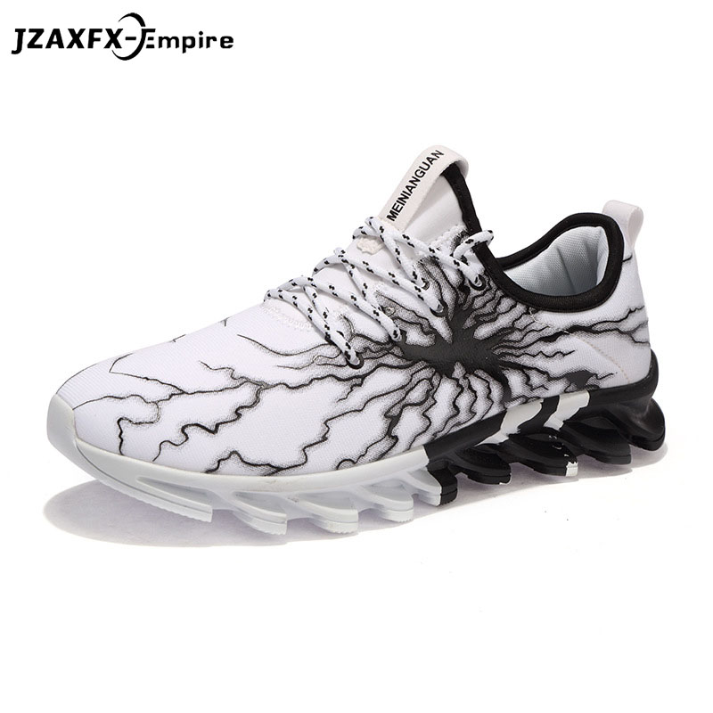 Men Casual Shoes 2018 Fashion Explosion Design Luxury Tenis Masculino Men Casual Shoes Adult Mens Trainers Modern Male Shoes