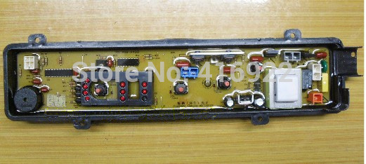 Free shipping 100% tested for Panasonic washing machine Computer board  XQB42-P400W XQB42-P400U XQB46-W401U motherboard on sale 100% tested for washing machine board wd n80051 6871en1015d 6870ec9099a 1 motherboard used board
