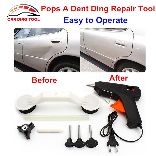 new arrival auto pops a dent ding repair removal tool car care tools ...