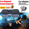 Fastest Express!Offroad Travel Inflatable car bed Inflatable seat outdoor sofa thicken outdoor mattress car mattress