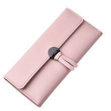 Tassel Fashion Long Leather Wallet
