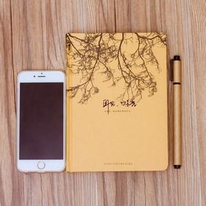 Image 4 - MIRUI Elegante Retro Blank Kraft Papier Tagebuch Buch Kreative A5 Notebook Student Schreibwaren