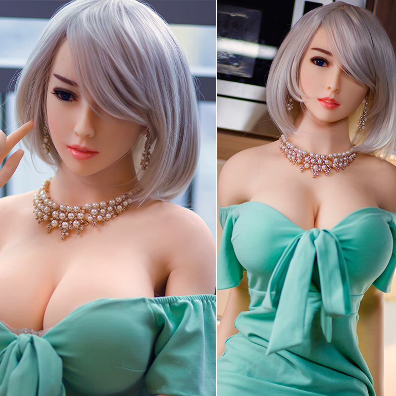 158cm Realistic Sex Dolls Real Adult Lifelike Big Breast Vagina Sex Toys for Men TPE Dolls, Full Size Silicone Love Doll158cm Realistic Sex Dolls Real Adult Lifelike Big Breast Vagina Sex Toys for Men TPE Dolls, Full Size Silicone Love Doll