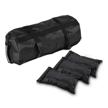 4 Pcs/Set Weightlifting Sandbag Heavy  Sand Bags Sand Bag MMA Boxing  Military Power Training Body Fitness Equipment 4