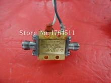 [BELLA] MITEQ AMFK-3F-040080-12-10P-L 8-12GHz 15V SMA supply amplifier