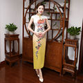2017 New Women Cheongsams Women Evening Wedding Dress Chinese Traditional Clothes For Female Spring Female Short Qipao Dress