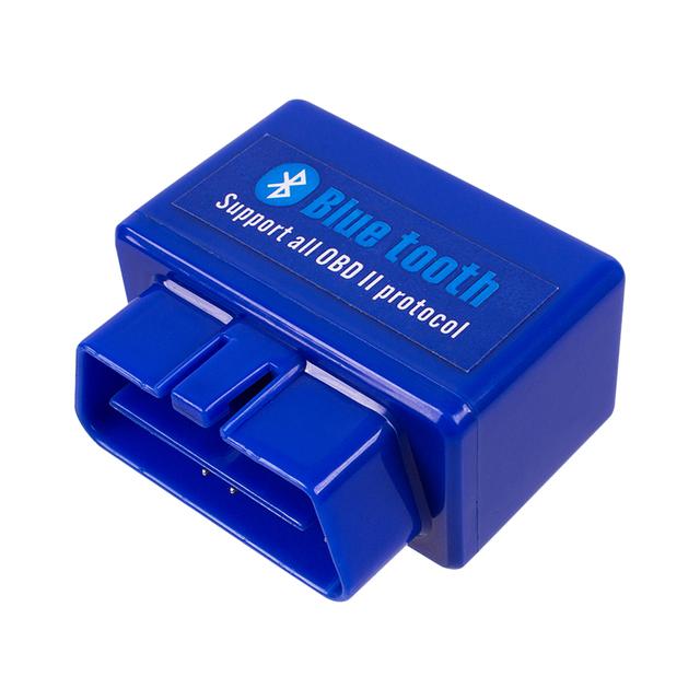Vdiagtool ELM327 V1.2 Bluetooth OBD/OBD2 PIC18F25k80 chip Adaptor Scanner for Android Torque Code Reader Free shipping