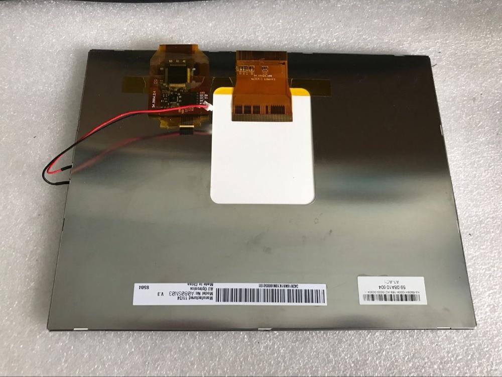 Nouveau 8 pouces LCD affichage + écran tactile numériseur assemblée pour Pandigital SuperNova tablette pc