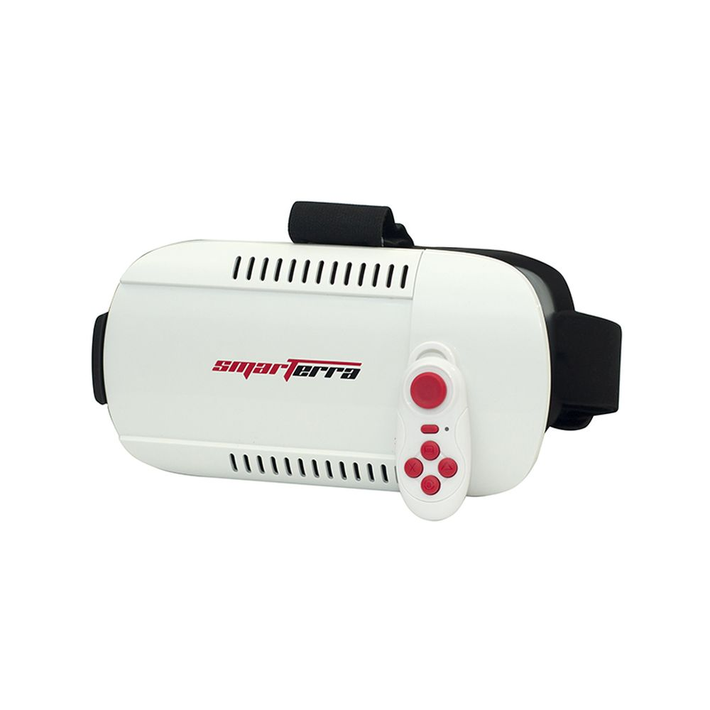 3D Glasses/VR Glasses Smarterra 3DSMARVR augmented reality Portable audio video mini foldable 3d vr glasses for smartphone