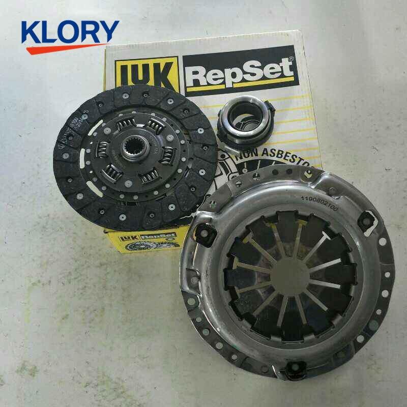 6193192000 conjunto de embreagem para geely gx2 ck mk 479 diâmetro do motor 190mm, teetch 20