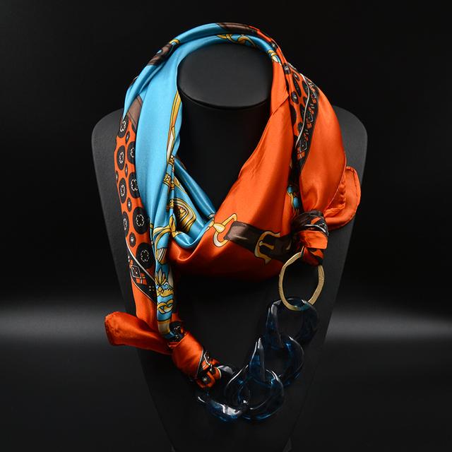 Stylish Silk Scarf