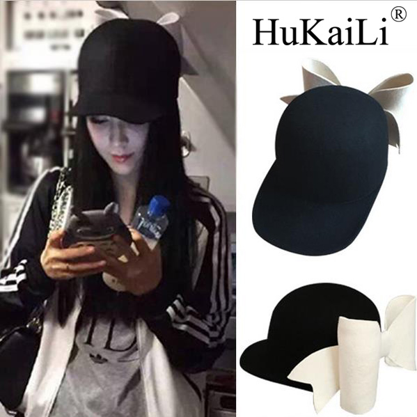 Fan bingbing, with big bowknot stylish hat goddess equestrian girlies baseball cap cloth cap free shipping heavy duty sucker napfts 80 30 n single sucker suction plate