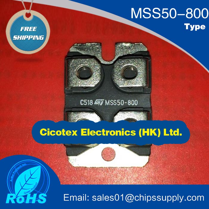 MSS50-800 MODULE SCR BACK TO BACK ISOTOP MODULE IGBT MSS50800MSS50-800 MODULE SCR BACK TO BACK ISOTOP MODULE IGBT MSS50800
