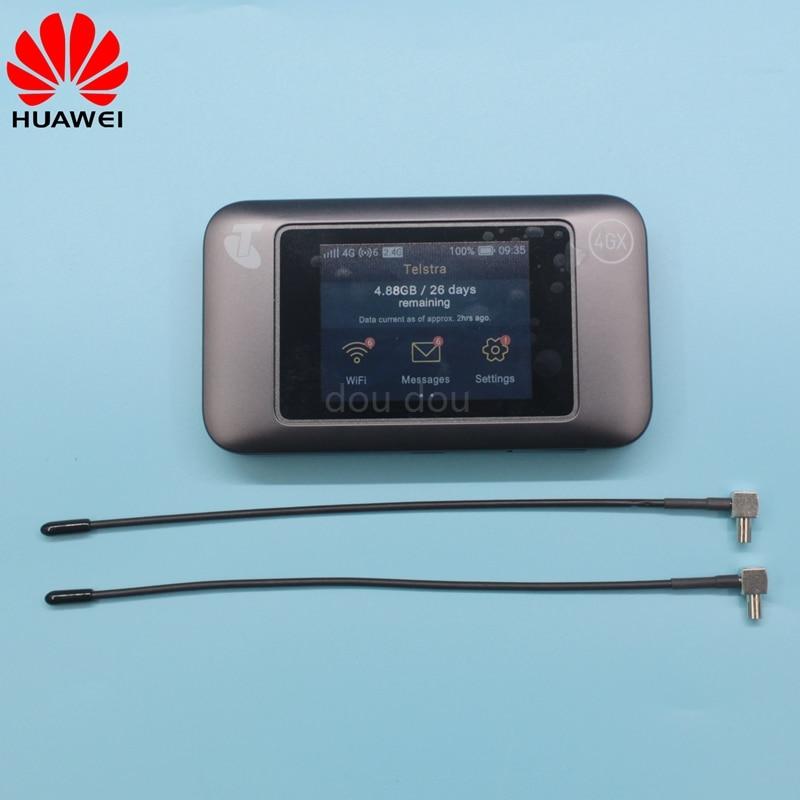 Débloqué Huawei E5787 E5787Ph-67a avec Antenne 4g LTE 300 Mbps Mobile WiFi Hotspot 3000 mah Batterie avec 4GX WI-FI PRO PK AC790