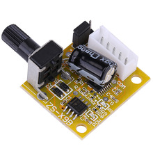 цена на DC Brushless Motor Driver Speed Regulator 5V-15V 15W BLDC 3-Phase Sensorless Speed Controller