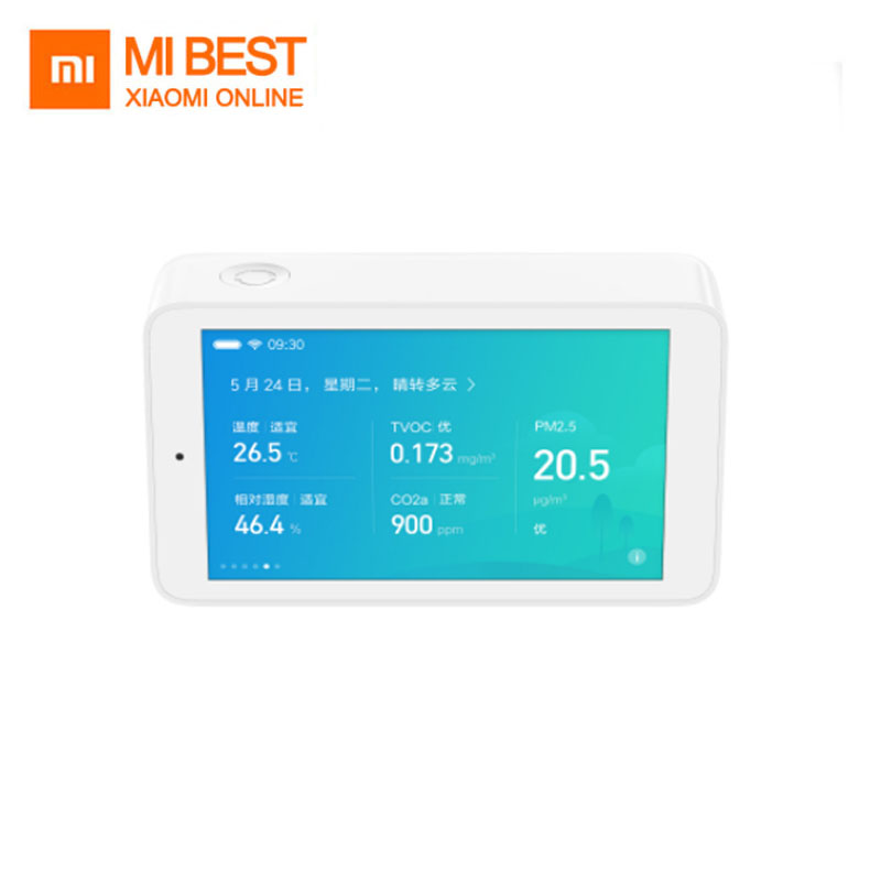 Xiaomi Smart Air Tester Detector 2 For PM2.5 TVOC CO2a Temperature Humidity Detection With 3.97