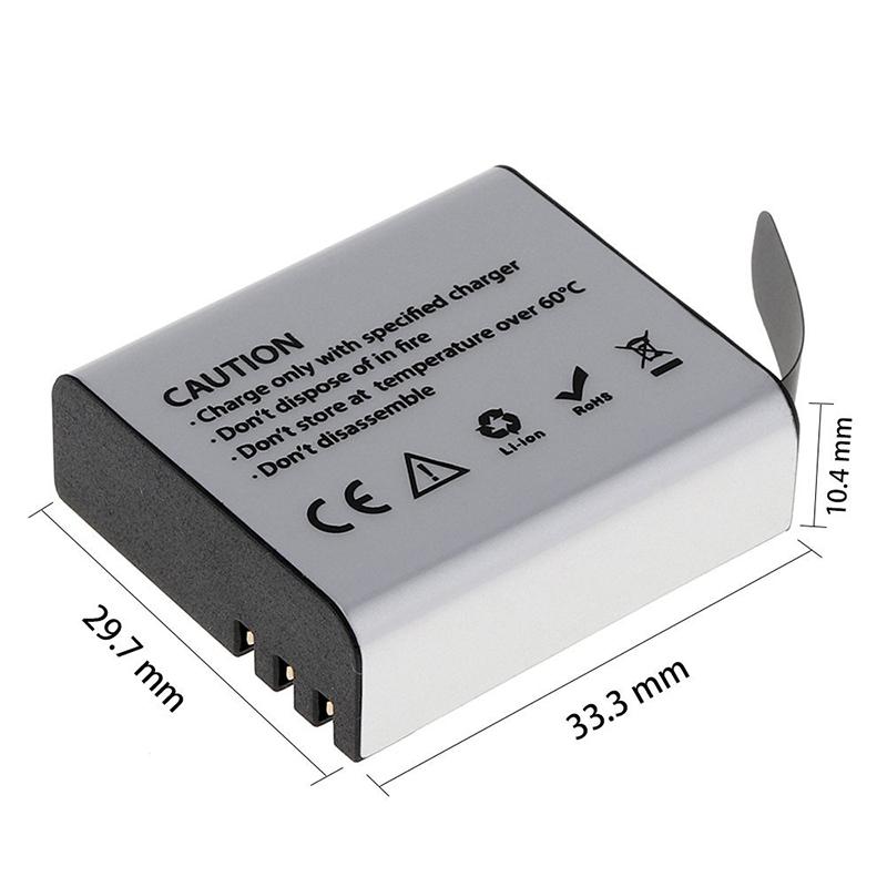 ACTIN-CAMERA-BATTERY