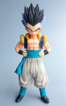 Anime Dragon Ball 20CM Super Master Stars Piece The Gotenks PVC Action Figure Collectible Model Brinquedos Toy Christmas Gift