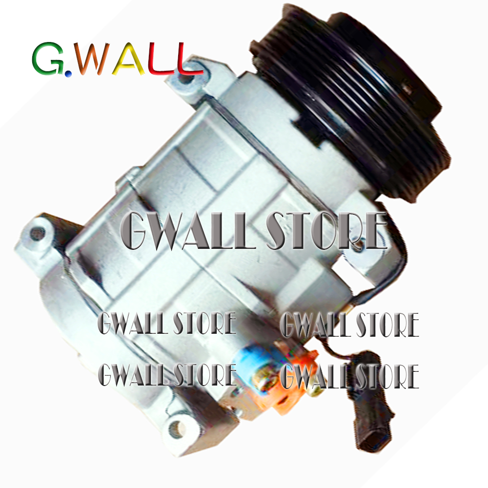 High Quality Brand New AC Compressor For Car Chrysler Voyager IV 5005420AD 5005420AE 5005420AF 4472204980 4472203870 4472203871 in Air conditioning Installation from Automobiles Motorcycles