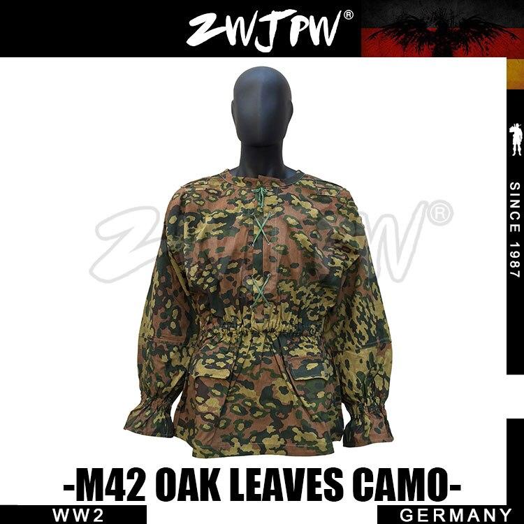 WW2  ELITE M42 OAK LEAVES  CAMO HUNTING SMOCK  DE/505134 sport elite se 2450