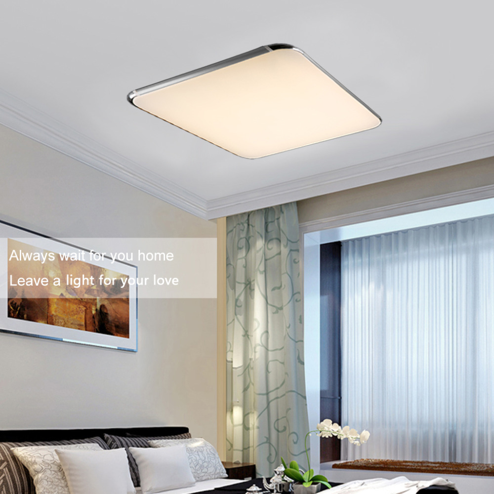 flush ceiling lighting