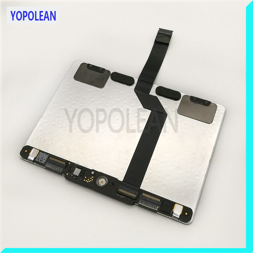 "Original Used Trackpad Touchpad With Flex Cable 593 1657 A For Macbook Pro Retina 13"" A1502 Late 2013 Mid 2014-in Laptop LCD Screen from Computer & Office"