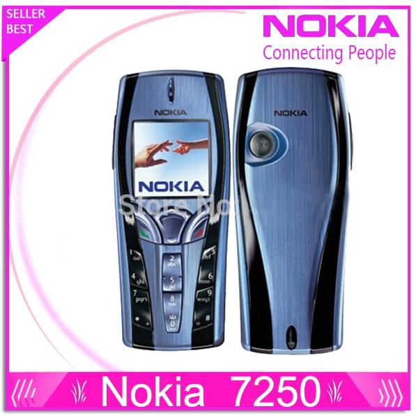 7250 Original Refurbished Nokia 7250 s