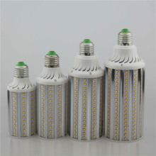 Super Bright  Aluminum heat  30W 40W 60W 80W LED Lamp E27 E40 110V 220V  Corn Bulbs  Pendant Light