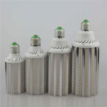 Super Bright  Aluminum heat  30W 40W 60W 80W LED Lamp E27 E40 110V 220V  Corn Bulbs  Pendant Light
